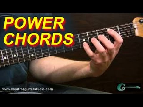 GUITAR THEORY: The Power Chord