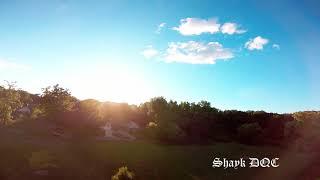 Sunset Cruisin=Fpv Freestyle-Detroit Quad Crew-Golden Hour