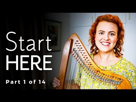 How to Play the Harp: Start HERE (#1 of 14)