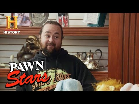 Pawn Stars: Chumlee Bets On Rare Care Bear Collection (Season 16) | History