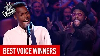 THE VOICE | BEST WINNERS from all around the world [PART 2]
