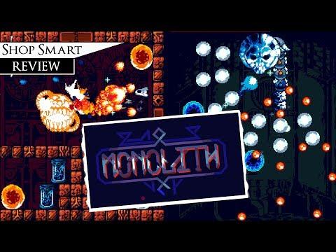 Monolith - SHOP SMART REVIEW (A stellar rogue-lite shoot 'em up) video thumbnail