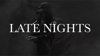 *HIT* Bryson Tiller Type Beat - Late Nights (Prod by @KidJimi)