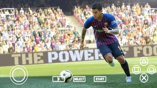 download pes 2019 ppsspp