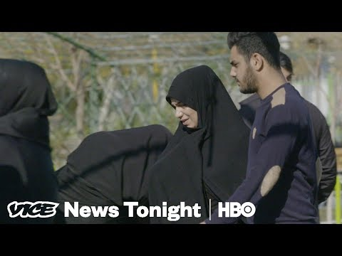 Drunkest Teens In Europe & Iran Graves: VICE News Tonight Full Episode (HBO)