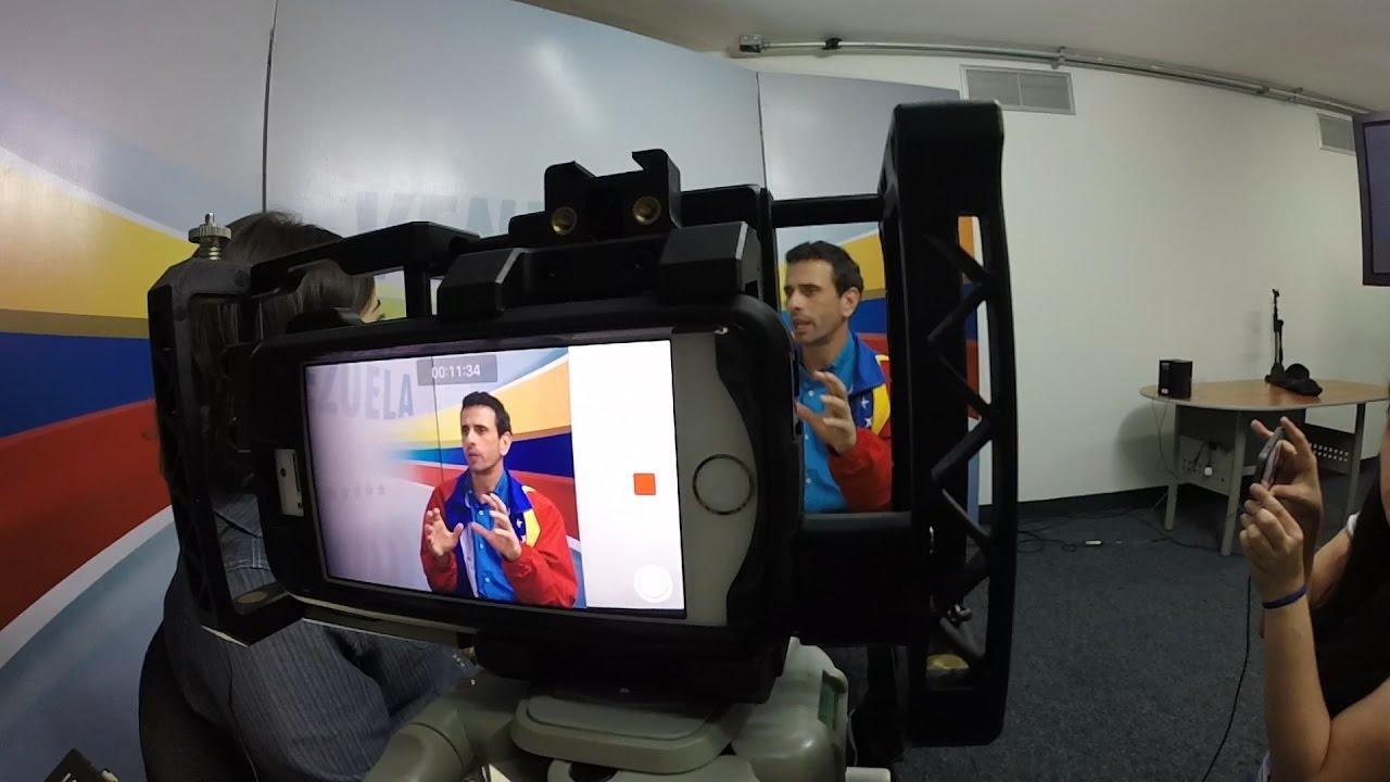 Capriles: Zapatero fue el primero en hablar de elecciones generales