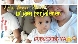 preview picture of video '18 jam Perjalanan Balikpapan-kutai barat /melak'