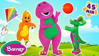 Barney|Fun Outside|FULL EPISODES