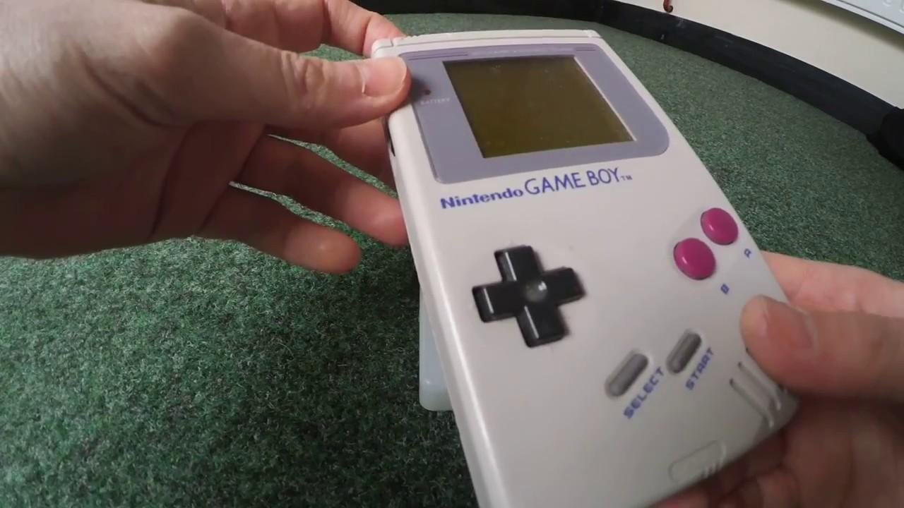 An Adorable Tiny Game Boy Colour