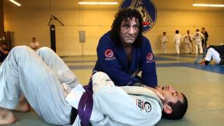 Kurt Osiander's Move of the Week - Choke from Side Control