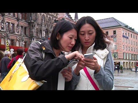 Video Kostenlos ins Internet: M-WLAN an 14 Münchner Plätzen