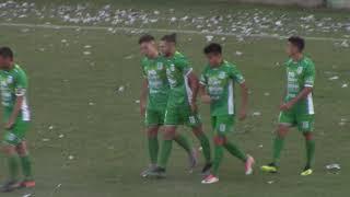 Sportivo Belgrano 2 Juventud De San Luis 0 - Goles PT