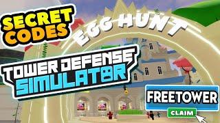 Code Tower Defense Roblox