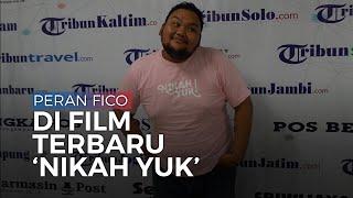 Komedian Fico Fachriza Jadi Klien Fotografer di Film Nikah Yuk
