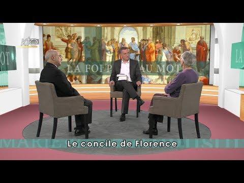 Le Concile de Florence