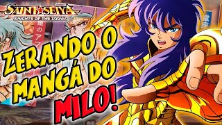 COMO COMPLETAR O MANGA DO MILO!!! - SAINT SEIYA AWAKENING