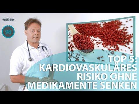 Hypertension 2 Schritt 1, dass der Risikograd 2