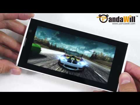 """iNew V3 Unboxing & Hands On: 5"""" Corning II Gorilla Glass Screen and MT6582 QuadCore CPU"""