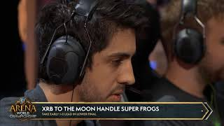 WoW Arena Championship Summer Cup 2018 Day 2! XRB to the Moon vs Super Frogs