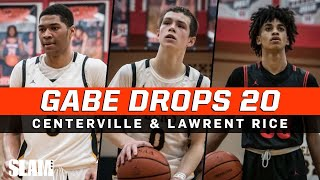 Gabe Cupps vs Lawrent Rice in District Semi-Finals!? Two of Ohio's TOP Freshman 🤩