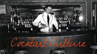 Wander List ~ Cocktail Culture
