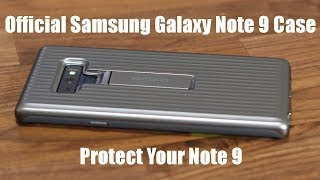 Official Samsung Galaxy Note 9 Rugged Case for Maximum Protection