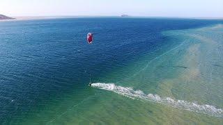 Смотреть онлайн Кайтсерфинг в Марокко