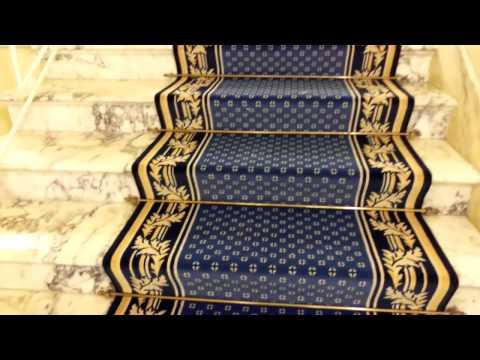 Ковровая дорожка на лестницу