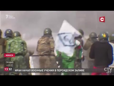 Лукашенко и демонстрация силы. Реальность и телевидение Беларуси