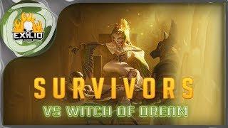 《Identity V》Survivors vs Witch of dream