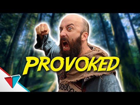 Provokace - Epic NPC Man