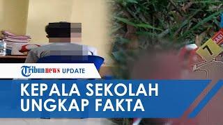 Kepala Sekolah di Sumsel Ungkap Fakta Pembina Pramuka yang Cabuli dan Bunuh Siswinya