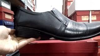 28 Sepatu Pantofel Kulit Sapi Sol Flat (cowok,laki,pria, sepatu boots, sepatu casual, sepatu kantor, sepatu kulit, sepatu pantofel, sepatu fantofel, kulit asli, kulit sapi, boots kulit, pantofel kulit, sepatu safety, sepatu proyek )