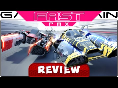 Fast RMX - REVIEW (Nintendo Switch) - YouTube video thumbnail