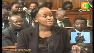 Kethi Kilonzo: Like Father , Like Daughter
