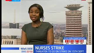 Clinical officers join nurses in their quest for better pay