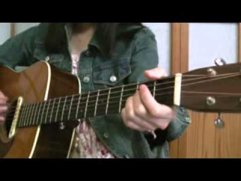 YUI Good-bye days cover