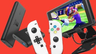 5 Nintendo Switch Accessories We Recommend - Up At Noon Live!