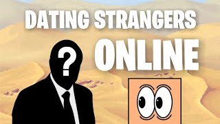 Dating Strangers in an Online Game! (Pixel Worlds)