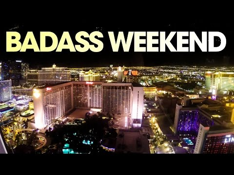 Battleborn: Las Vegas Badass Weekend