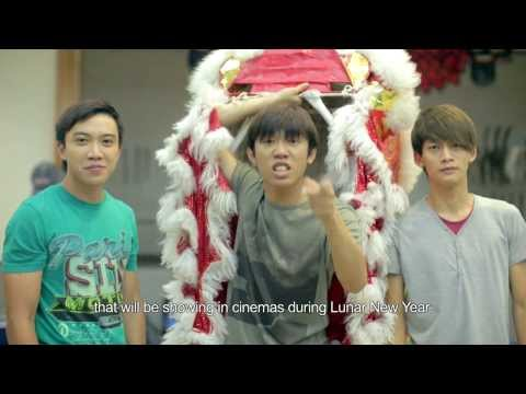 THE LION MEN PROJECT Opening