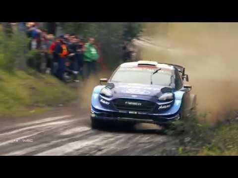 WRC - Rally Argentina 2019/ M-Sport Ford WRT: Friday Highlights