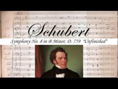 Schubert : Symphony No. 8 in B Minor, D. 759