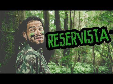 Reservista - DESCONFINADOS (Erros no Final)