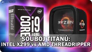 Diskuse: Souboj titánů - Intel X299 vs. AMD Threadripper! - AlzaTech #591