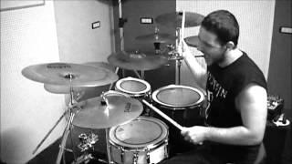 Tony Corio - King of the kill ( Annihilator drum cover)