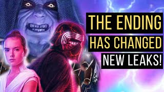 Star Wars Episode 9 Leaked Ending CHANGED! Kylo Does WHAT??