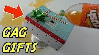5 Christmas Pranks You Should Do On Friends And Family - XMAS GAG GIFTS ( Bonus Prank) | Nextraker