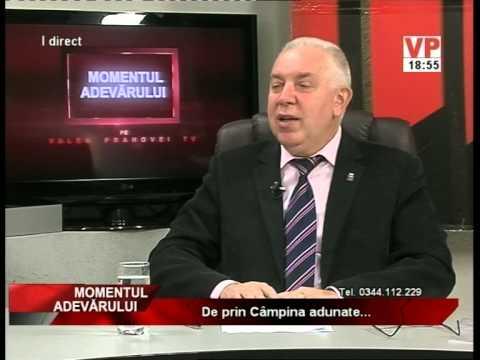 Emisiunea Momentul Adevărului – Horia Tiseanu – 6 noiembrie  2014