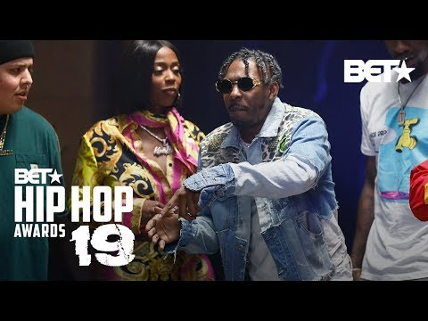 Kash Doll, Iman Shumpert, King Los &amp More Go Off In Contemporary Cypher!Hip Hop Awards '19